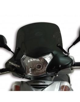 Malossi Ζελατίνα Sport Honda SH 300ie ABS 07-10 Dark Smoke
