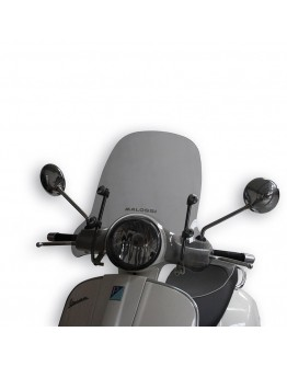 Malossi Ζελατίνα Sport Vespa GTS 200/250/300 Light Smoke