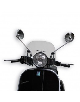 Malossi Ζελατίνα Sport Vespa PX 125/150/200 Clear