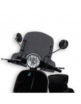Malossi Ζελατίνα Sport Vespa PX 125/150/200 Light Smoke