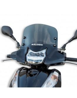 Malossi Ζελατίνα Sport Honda SH 300i 15-18 Dark Smoke