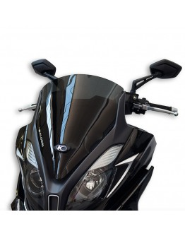 Malossi Ζελατίνα Sport Kymco Downtown 125/350 15-18 Dark Smoke