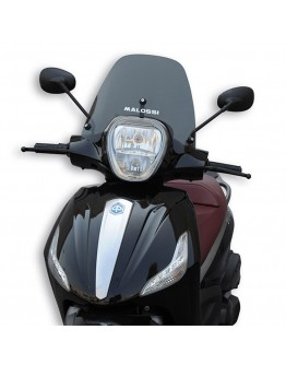 Malossi Ζελατίνα Sport Piaggio Beverly 300 10-17 Sport Touring 350 11-16 Dark Smoke