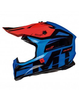 MT Falcon Weston Blue/Red