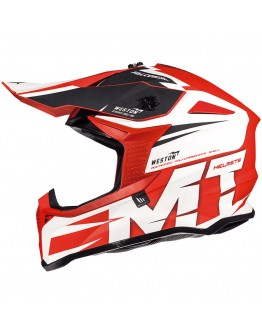 MT Falcon Weston White/Red