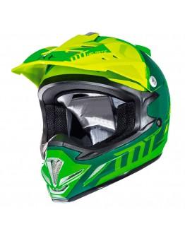 MT MX-2 Spec Junior Fluo Green/Yellow