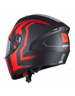 MT Stinger Warhead Matt Black/Red/Grey