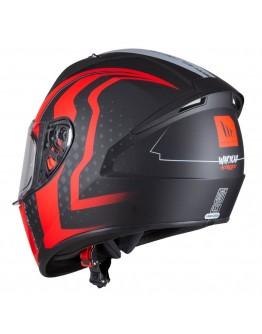 MT Stinger Warhead Matt Black/Red/Grey