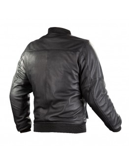 b15aeed97c Nordcode Bullet Leather Jacket Black Nordcode Bullet Leather Jacket Black