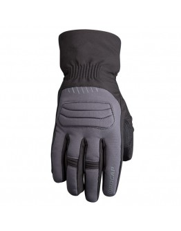 Nordcap Sprint Softshell Gloves Black/Grey