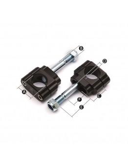 Renthal Καβαλέτα Τιμονιού 28.6mm No Offset CL002