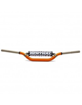 Renthal Τιμόνι Twinwall KTM High Orange