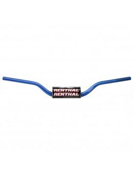 Renthal Τιμόνι Fat Bar CR High Blue