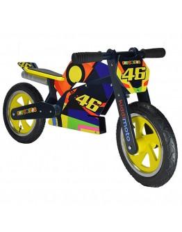Kiddimoto Ποδήλατο Ισορροπίας Wooden VR46