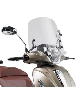 Givi Ζελατίνα Piaggio Beverly 125ie-300ie 10-18 & 350 Sport Touring 12-18