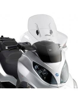Givi Ζελατίνα Piaggio MP3 125-250-400 06-10 Airflow
