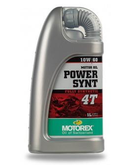 Motorex Λάδι 4T Power 5W/40 100% Συνθετικό 1 Lt