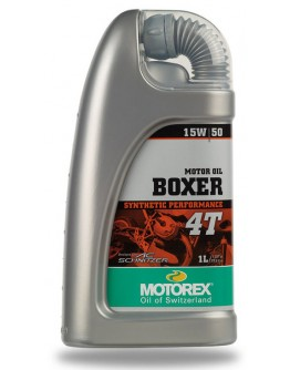 Λάδι 4T Boxer 15W/50 100% Συνθετικό 1Lt