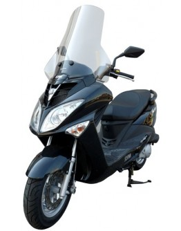 Fabbri Ζελατίνα Sym Joyride Evo 125/200 09/14 Exclusive Clear