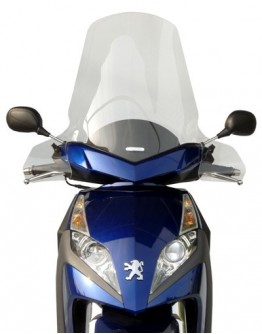 Fabbri Ζελατίνα Peugeot Geopolis 125/250/300/400/500 RS Geostyle Top Alto Clear