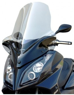 Fabbri Ζελατίνα Kymco Downtown 125/300 09/15 X-Town 300 16-17 Exclusive Clear