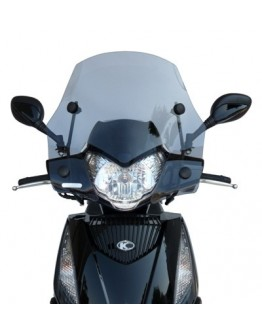 Fabbri Ζελατίνα Kymco People 125/300 GTi 10-12 Summer Light Smoke