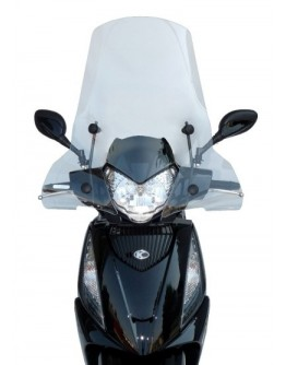 Fabbri Ζελατίνα Kymco People 125/300 GTi 10-12 Top Alto Clear