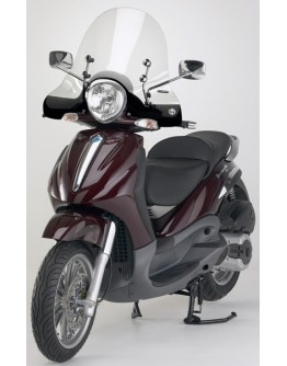 Fabbri Ζελατίνα Piaggio Beverly 500 02-04 Top Alto Clear