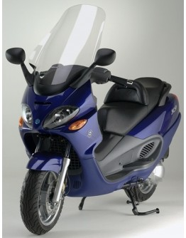 Fabbri Ζελατίνα Piaggio X9 125/180/250 00-03 Exclusive Clear