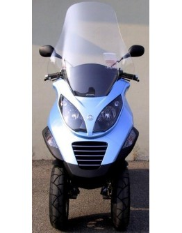 Fabbri Ζελατίνα Piaggio MP3 125/250/400 06-11 Exclusive Clear