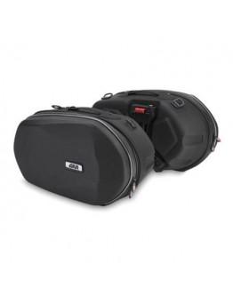 Givi Πλαϊνές Τσάντες 3D600 EasyLock