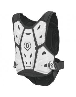 Commander Body Armor White