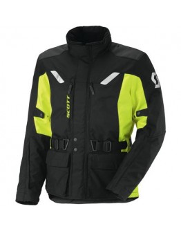 Turn TP Jacket Black/Fluo