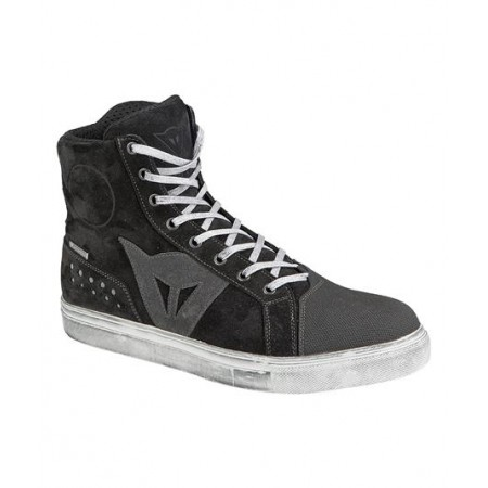 Dainese Street Biker D-WP Shoes Black/Antracite