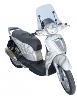 Fabbri Ζελατίνα Aprilia Scarabeo 125-200 Light 07/11 Summer