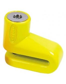 Oxford Κλειδαριά Δίσκου Junior Yellow