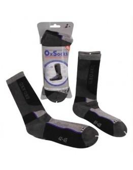 Oxford Ox Socks Δύο Ζευγάρια Κάλτσες