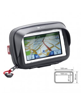 Givi Θήκη & Βάση GPS ή Smart Phone S952B 3.5 Ίντσες