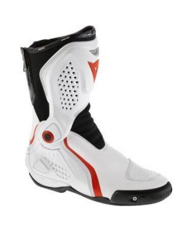 Dainese TRQ Race Out Boots White/Red