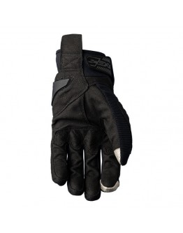 Five RS4 Gloves Black