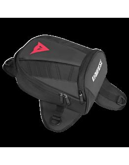 Dainese D-Tanker Motorcycle Mini Bag Stealth-Black