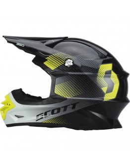 Scott 350 Pro Dirt Black