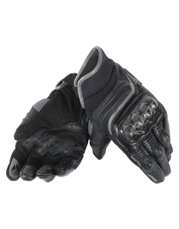 Dainese Carbon D1 Short Gloves Black/Black/Black