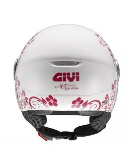 Givi 10.7 Mini J Art Noveau Pink