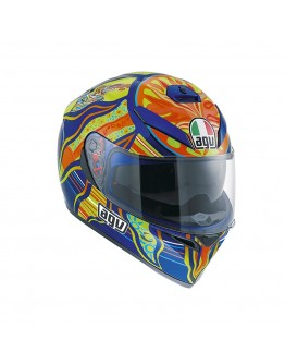 AGV K-3 SV Pinlock Five Continents