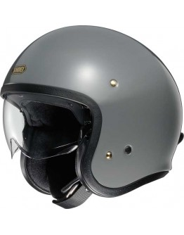 Shoei J.O. Rat Grey