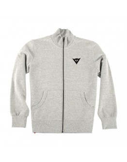 NJoy Full Zip Sweat Shirt Grey Melange