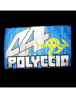 44 Polyccio Σημαία