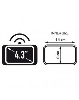 Kappa GPS Smartphone Θήκη 4.3 KS953B