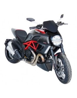 Fabbri Ζελατίνα Gen-X Ducati Diavel Black Matt